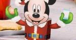 Boîte Cadeau Mickey en papercraft