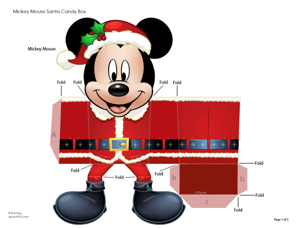 mickey mouse papercraft pictures to pin on pinterest pinsdaddy. Black Bedroom Furniture Sets. Home Design Ideas