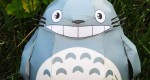 Totoro papercraft by Studio M.M