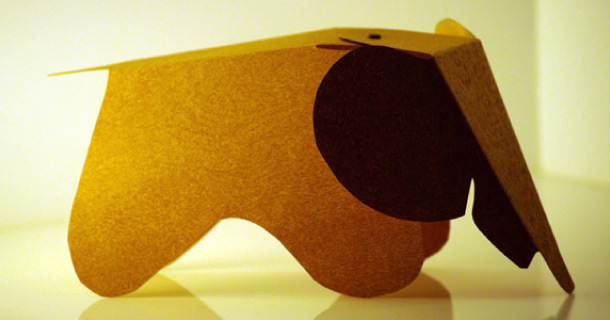 Blog_Paper_Toy_papertoy_Eames_Elephant_Vitra