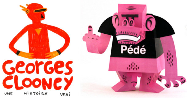 Blog_Paper_Toy_papertoy_Georges_Clooney_Tougui