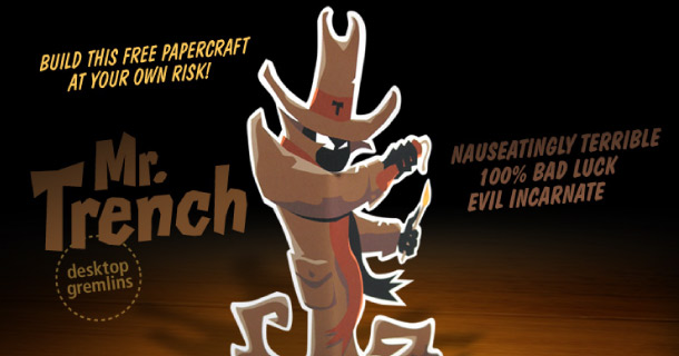 Blog_Paper_Toy_papertoy_Mr_Trench_Desktop_Gremlins