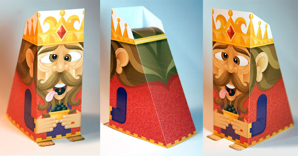 Blog_Paper_Toy_papertoy_Roi_Mage_Vonster