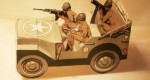 Papercraft Jeep Willys (Nov. 1944)
