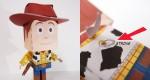 Papercraft du Shérif Woody (Toy Story)