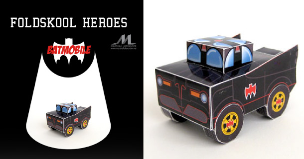 Blog_Paper_Toy_papertoy_Batmobile_mck