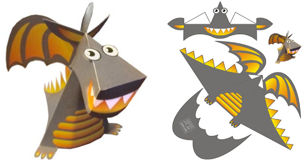 Blog_Paper_Toy_papertoy_Dragon_Anton_Narod