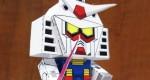 Paper Toy Gundam RX-78-2