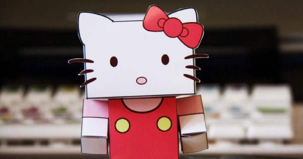 Blog_Paper_Toy_papertoy_Hello_Kitty_Cubeecraft