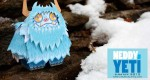 Paper Toy 'Neddy the Yeti'