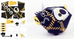 Papertoy 'Piggy The Bank'