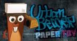 Papertoy 'Urban Beaver' de Thomas Casey