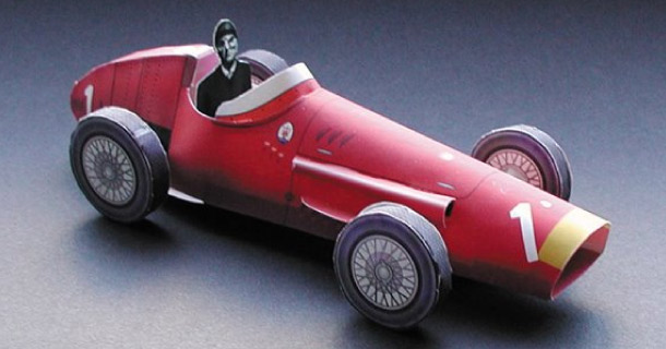 Blog_Paper_Toy_papercraft_Maserati_250F_Paul_Chenard