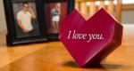 Valentine Heart Papercraft