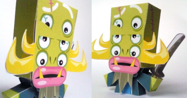 Blog_Paper_Toy_papertoy_Shunobon_Jerom