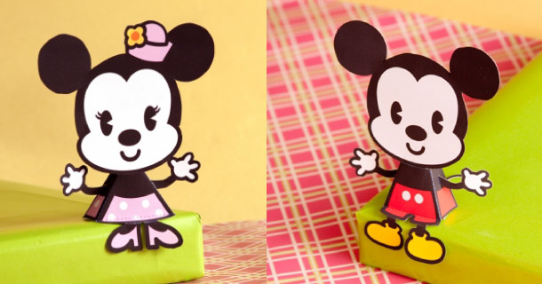 Blog_Paper_Toy_papertoys_Cutie_Mickey_Minnie_Spoonful