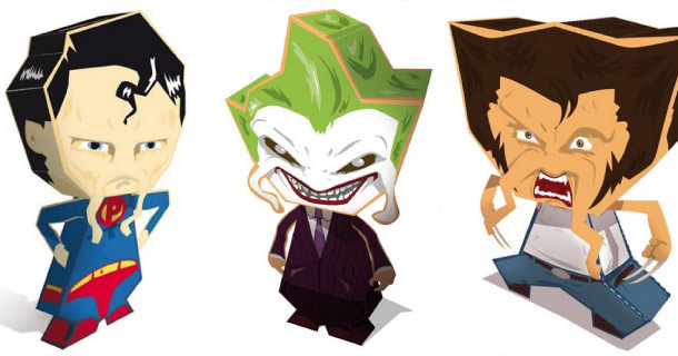 Blog_Paper_Toy_papertoys_Super_Heros_Zariel