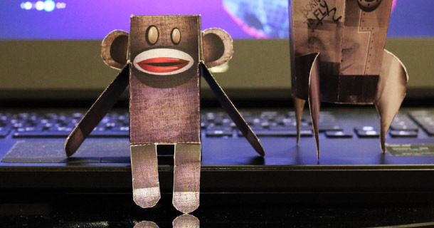 Blog_Paper_Toy_papertoys_Bananaz_In_Space