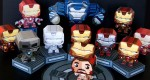 Iron Man 3 - Mark 1,2,3,4,5,6,7,17,35,38
