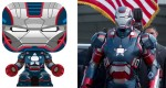 Iron Patriot by Gustavo Santome