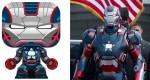 Iron Patriot by Gustavo Santome
