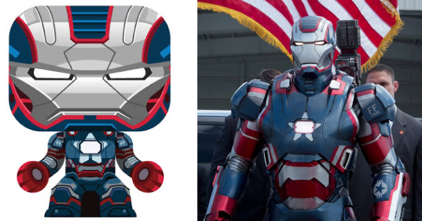 Blog_Paper_Toy_mini_papercraft_Iron_Patriot_Gus_Santome