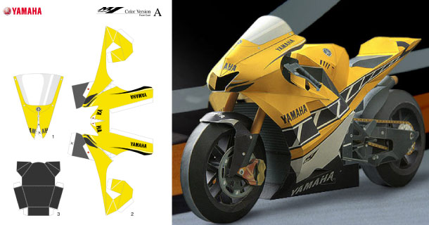Blog_Paper_Toy_papercraft_Yamaha_YZR-M1