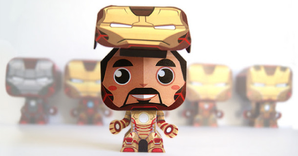 Blog_Paper_Toy_papertoy_Iron_Man_3_Mark42_Gus_Santome