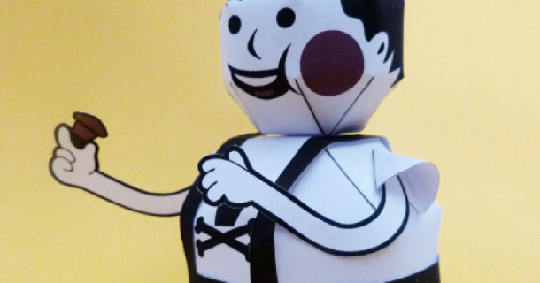 Blog_Paper_Toy_papertoy_Johnny_Cupcakes_Mascot_Damien_Charles