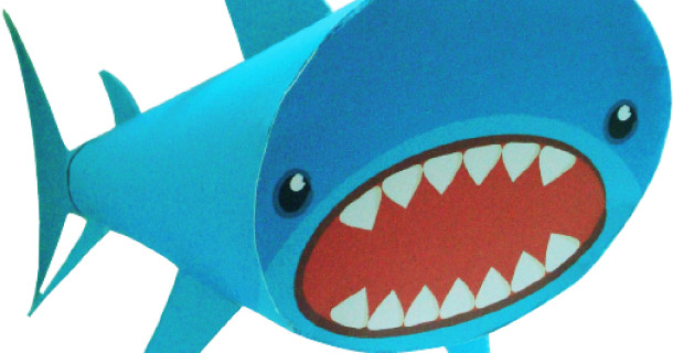 Blog_Paper_Toy_papertoy_Mark_The_Shark_PaperBoxWorld