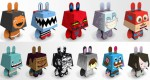 Papertoys Pepetz - Batch V1 (x 78) 