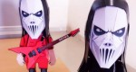 Papertoy Slipknot - Mick Thomson (x 2)