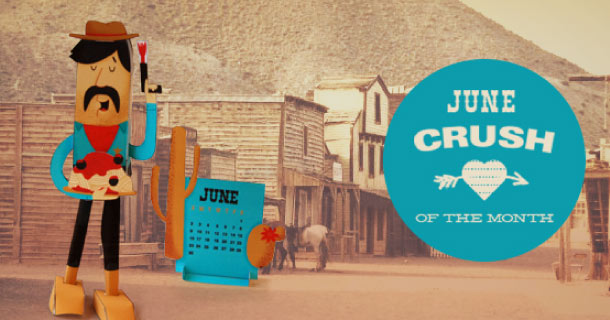 Blog_Paper_Toy_papercraft_Western_June_Calendar_Fotocrush
