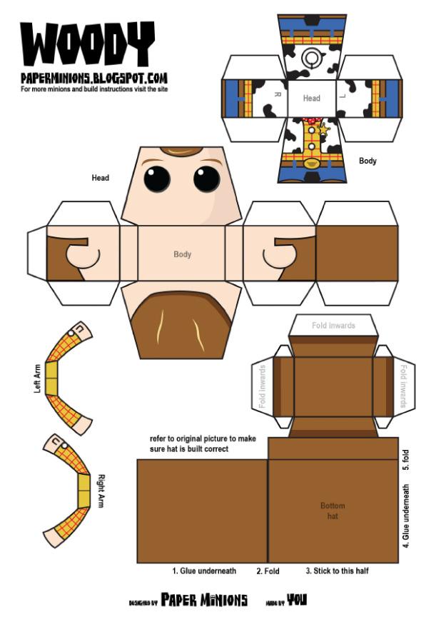 Как делать бумажные игрушки