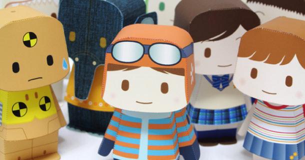 Blog_Paper_Toy_papertoys_Tatten_Tetsuya_Watabe
