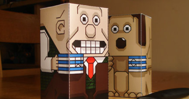Blog_Paper_Toy_papertoys_Wallace_and_Gromit