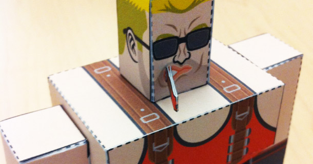 Blog_Paper_Toy_papercraft_Duke_Nukem_Paper_Foldables