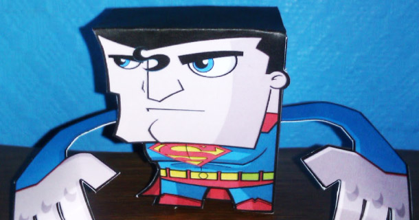 Blog_Paper_Toy_papertoy_Superman_Trevor_Frick