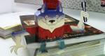 Werewolf papercraft de Craig Mackay