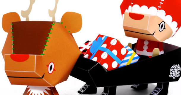 Blog_Paper_Toy_BR_Christmas_Shin_Tanaka
