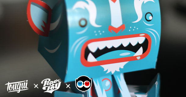 Blog_Paper_Toy_Packs_Billy Sweet_Monster_J30