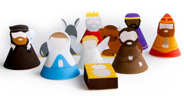 Nativity Set de Marloes de Vries